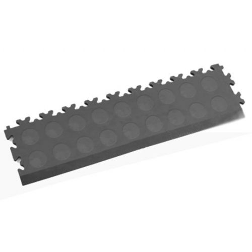 Dark Grey Cointop - Interlocking Tile Edging